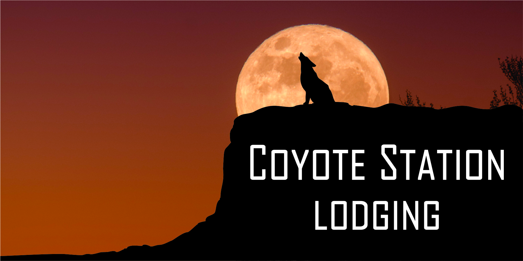 Coyote Station Lodging